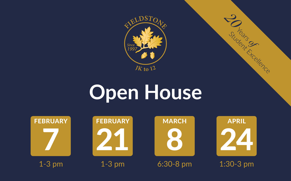Fieldstone School Open House