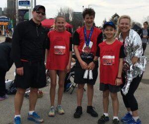 Fieldstone Runners Shine at Toronto Marathon